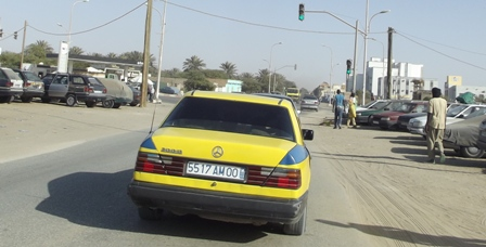 Mauritanie Taxi/Awa Seydou