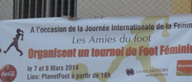 Article : Le 8 mars des mauritaniennes