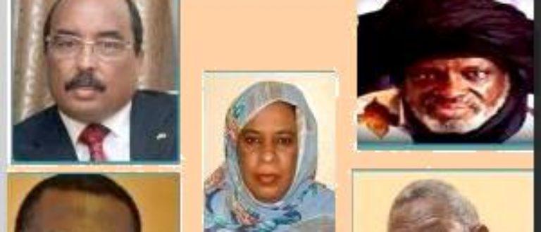 Article : Les mauritaniens aux urnes le 21 juin