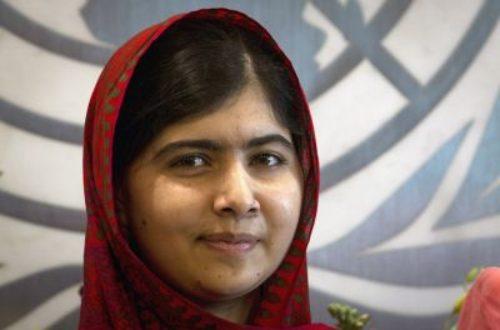 Article : Malala Yousafzai  Nobel de la paix à 17ans