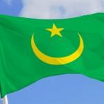 Drapeau Mauritanie/crédit photo