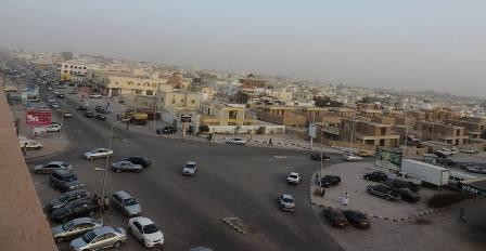 Vue Nouakchott/crédit photo Awa Seydou