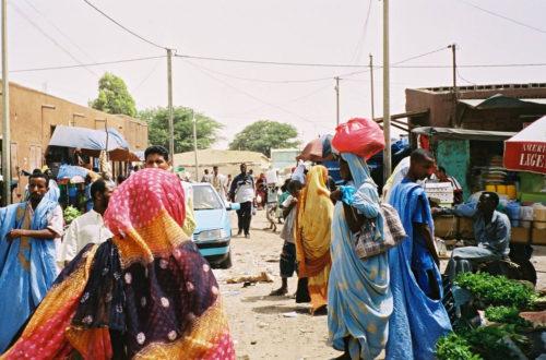 Article : Vidéo : portrait de Mandé, migrant devenu entrepreneur en Mauritanie