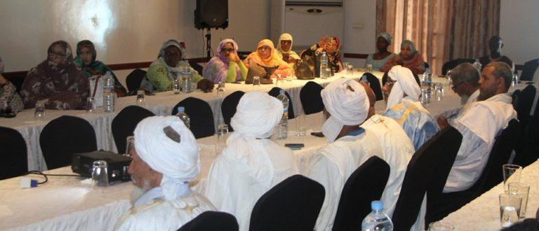 Article : Mauritanie: une sage-femme , un model de professionnalisme à sauver