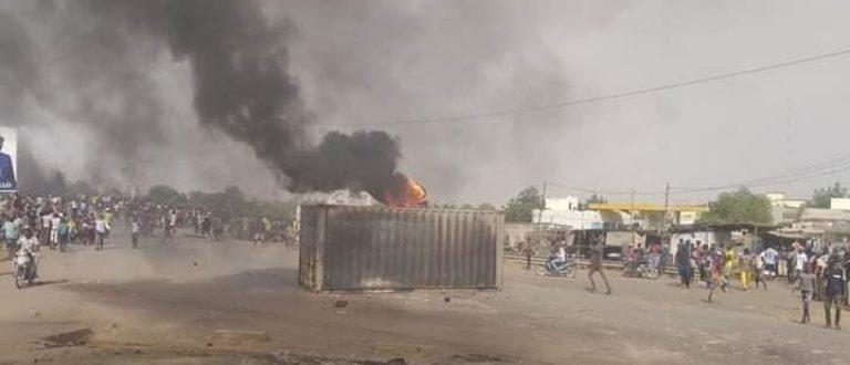 Article : Mali : crise à Kayes suite à une bavure policière