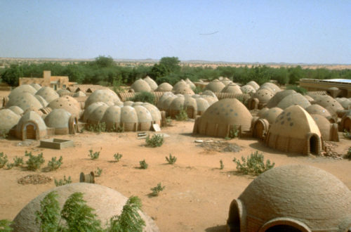Article : Mauritanie: décès de l'architecte Tidiane Diagana