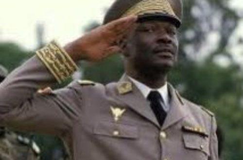 Article : Mali: décès de l'ancien président Moussa Traoré