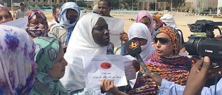 Article : Mauritanie : un sit-in pour dénoncer les viols et les féminicides