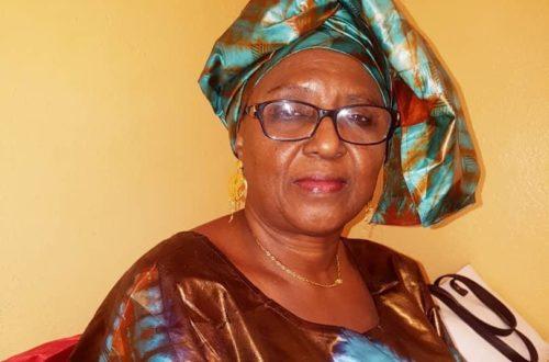 Article : Sira Kamissoko, décès d'une femme d'exception