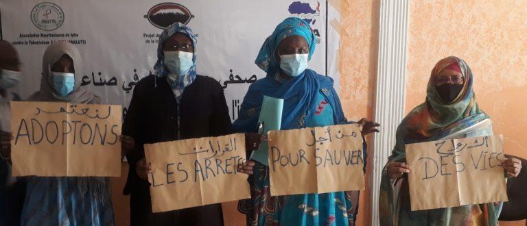 Article : L'Association Mauritanienne de lutte contre la Tuberculose et le Sida( AMALUTS) dénonce l'interférence de l'industrie du tabac en Mauritanie