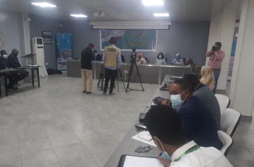 Article : Mauritanie: un atelier du projet WACA sensibilise les journalistes sur les enjeux de la gestion du littoral