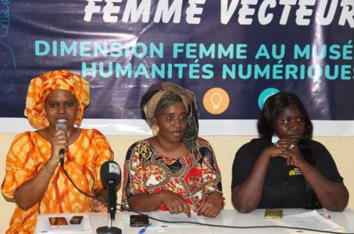 Article : Place à la dimension femmes au musée des humanités numériques en Mauritanie