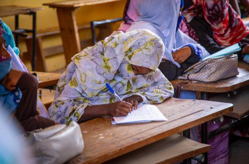 Article : Un candidat au bac en retard à son examen en Mauritanie