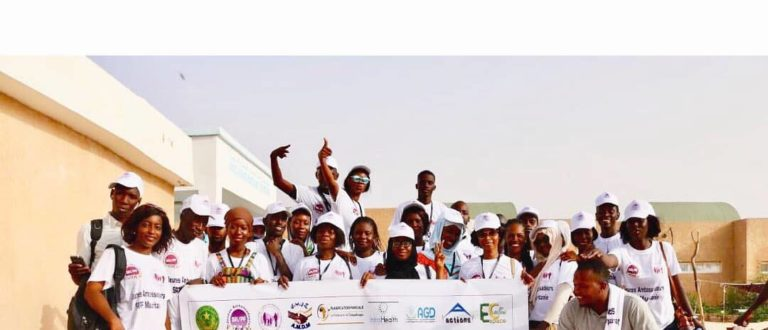 Article : Audio : les défis d'implication des jeunes dans la promotion de la santé en Mauritanie